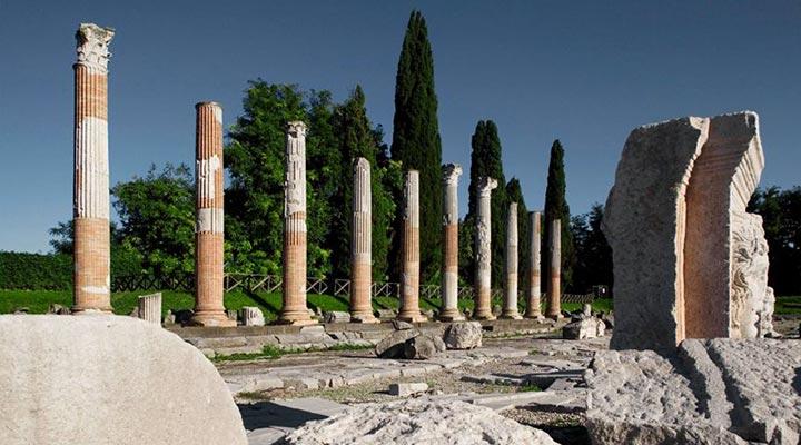 Aquileia - Palmanova
