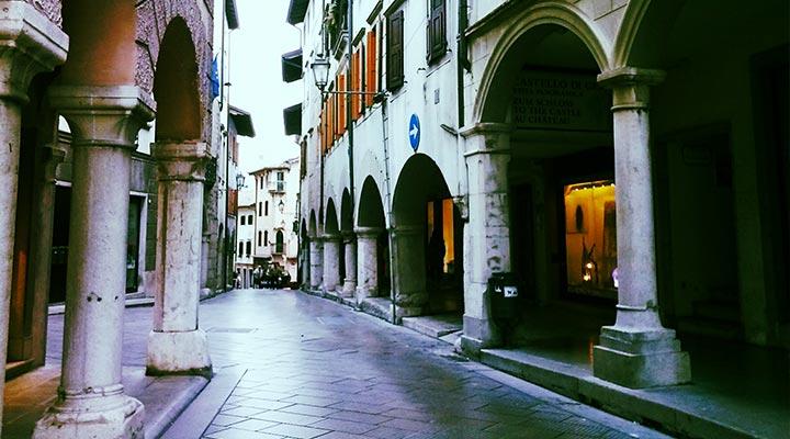 Gemona - Venzone - San-Daniele - Villa Manin